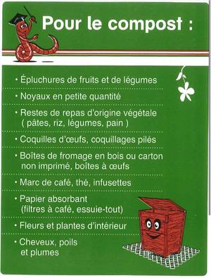 Compost regles