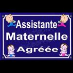 Decorations murales plaque de rue assistante maternelle 1548869 plaque rue ass 1301 f98d2 big 1