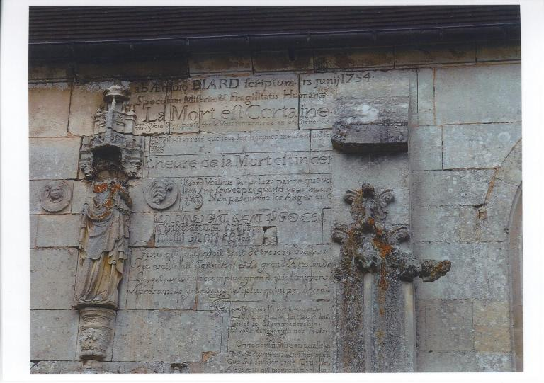 Gravure de l'Église