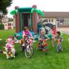 Concours des vélos fleuris