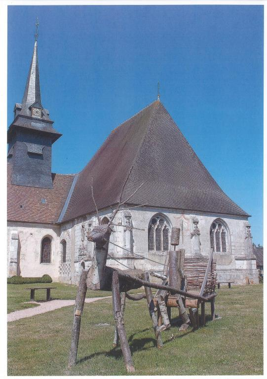 Église St Éloi