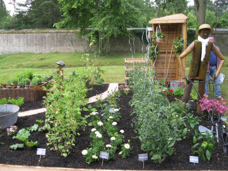 Un petit jardin