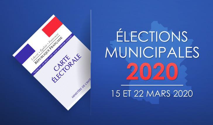 Prochaine election conseillers municipaux conseillers communautaires dimanches 15 22 2020 toutes communes 0 728 430