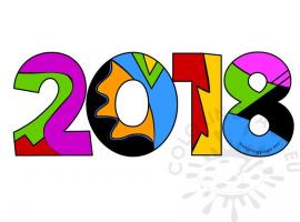 Year clipart 2